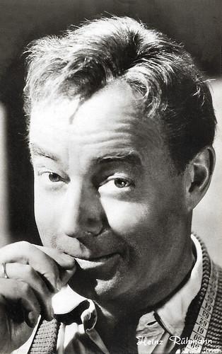 Heinz Rühmann in Kleider machen Leute (1940)