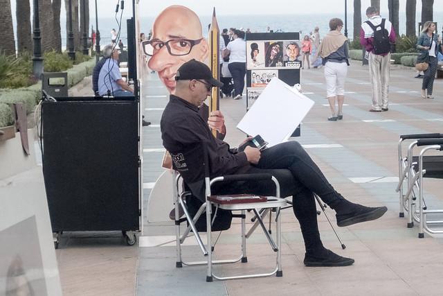 Street Artist, Fujifilm XF1