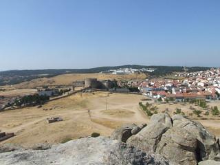 Castillo de Magalia. Las Navas del Marqués (Ávila)