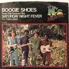 KC AND THE SUNSHINE BAND:BOOGIE SHOES(JACKET A)