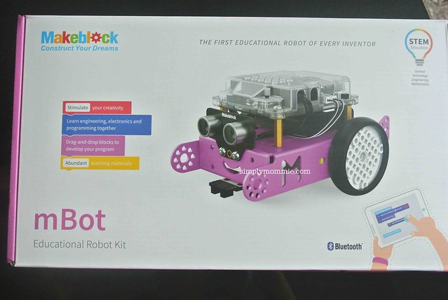 MakeBlock mBot review