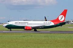YR-TIB Boeing 737-300 @ Dublin Airport 12th May 2018
