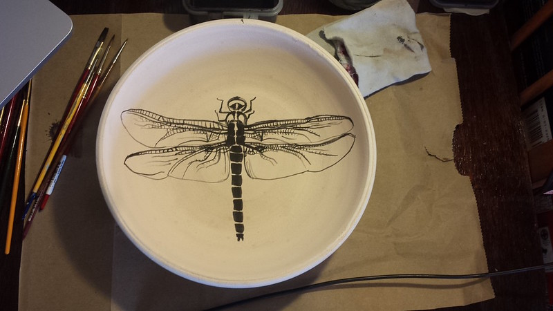 Dragonfly Bowl 2