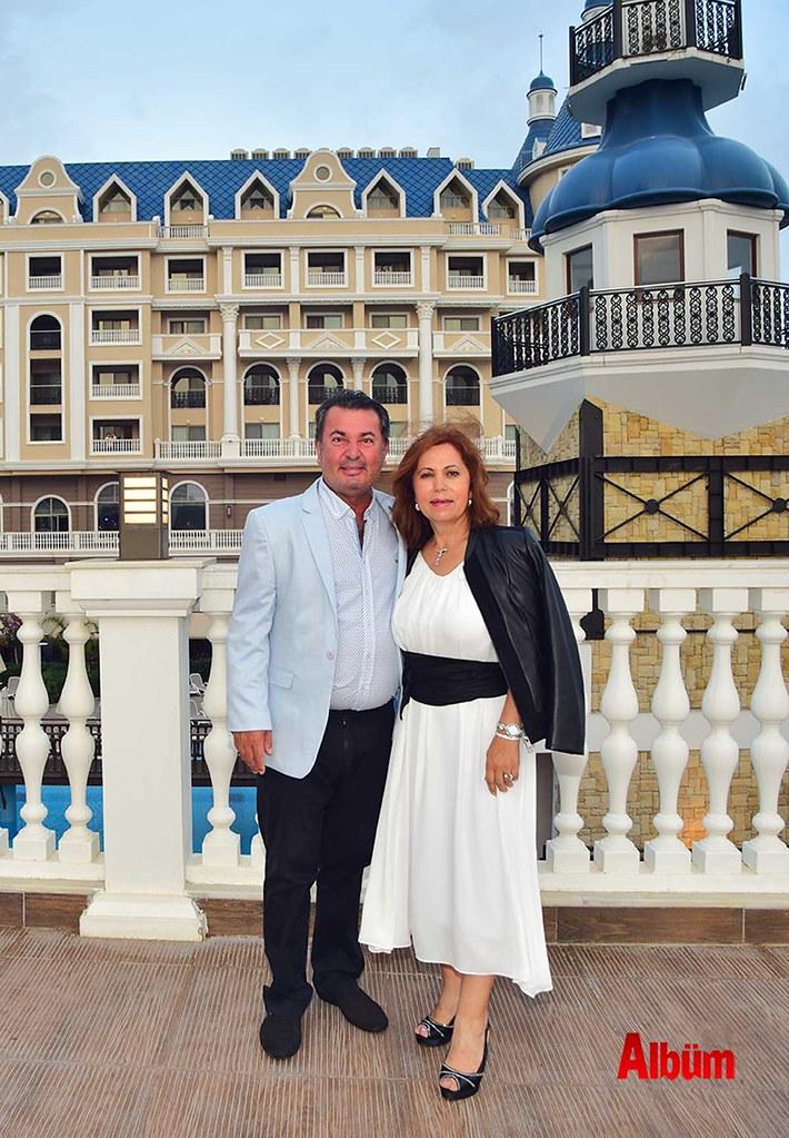 Suat ve Nuran Çavuşoğlu