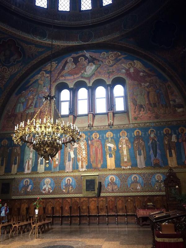 Cathedral Saint Alexandar Nevski int 02