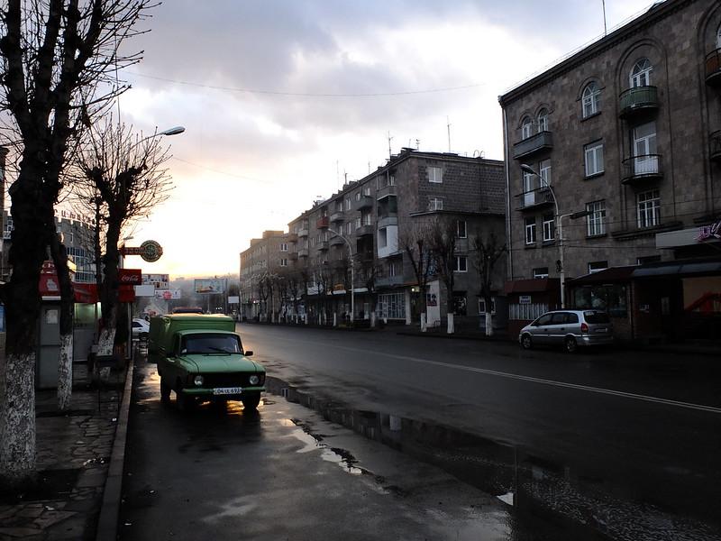 Армения депрессивная
