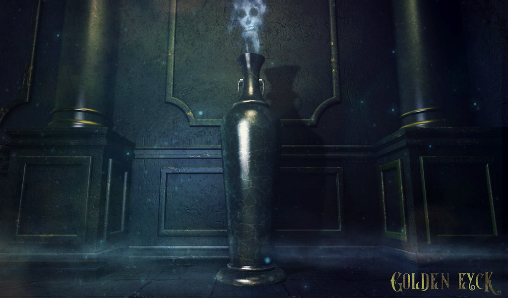 [Eyck] Spirit Urn - TeleportHub.com Live!
