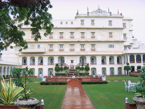 Raj Palace. From History Comes Alive: Eight Noteworthy Places to Stay