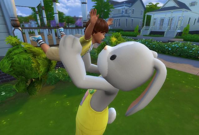 Nova Imagem do The Sims 4 Estações Disponível