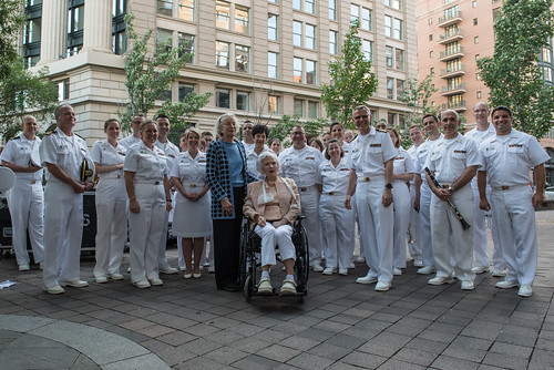June 12 Concert on the Avenue at the U.S. Navy Memorial