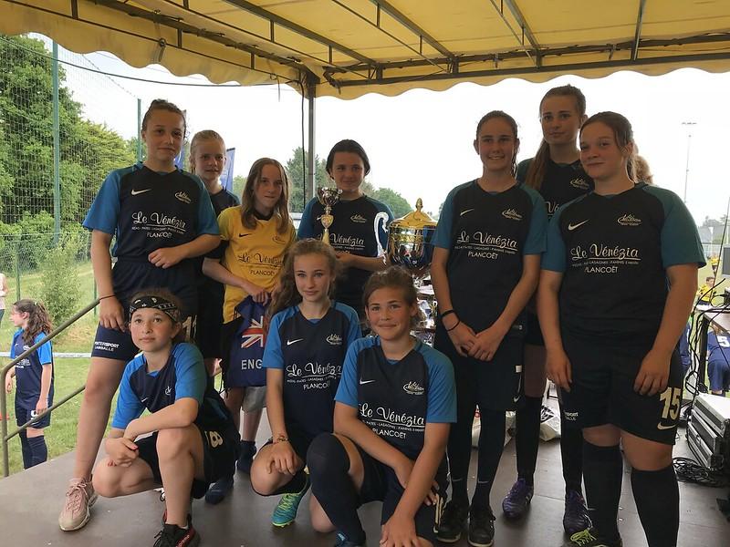 Tournoi Dinan Léhon FC 2018
