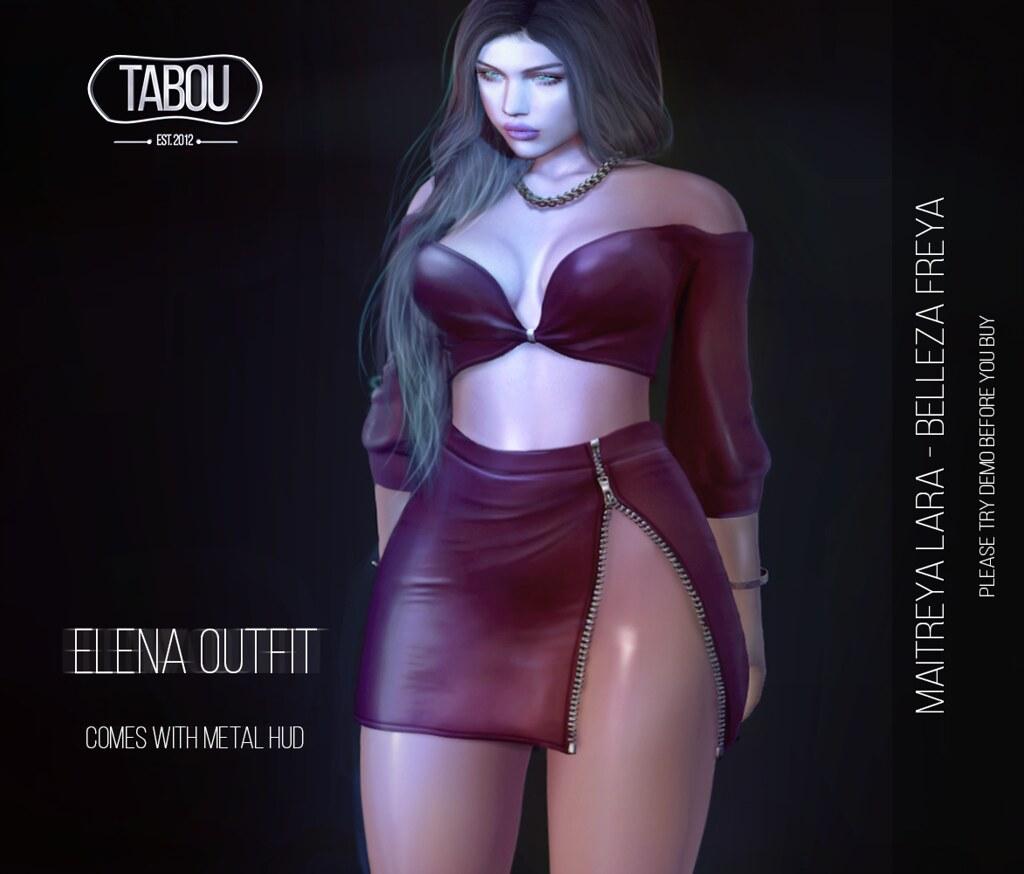 Elena Outfit - TeleportHub.com Live!
