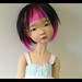 """""""Wawa"""" in her original wig... by Never Too Old's """"The Quiet Girls"""""""