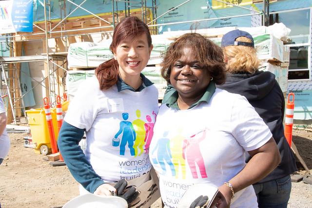 Women's Leadership Build