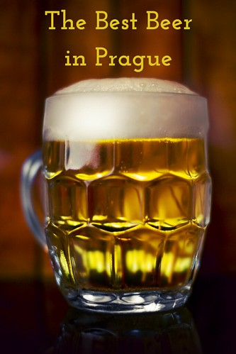 The Best Beer in Prague
