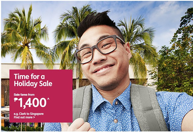Time for a Holiday Sale Jetstar