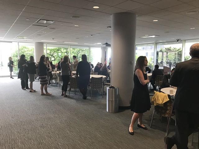 Boston Fed Emerging Leaders Visit 2018
