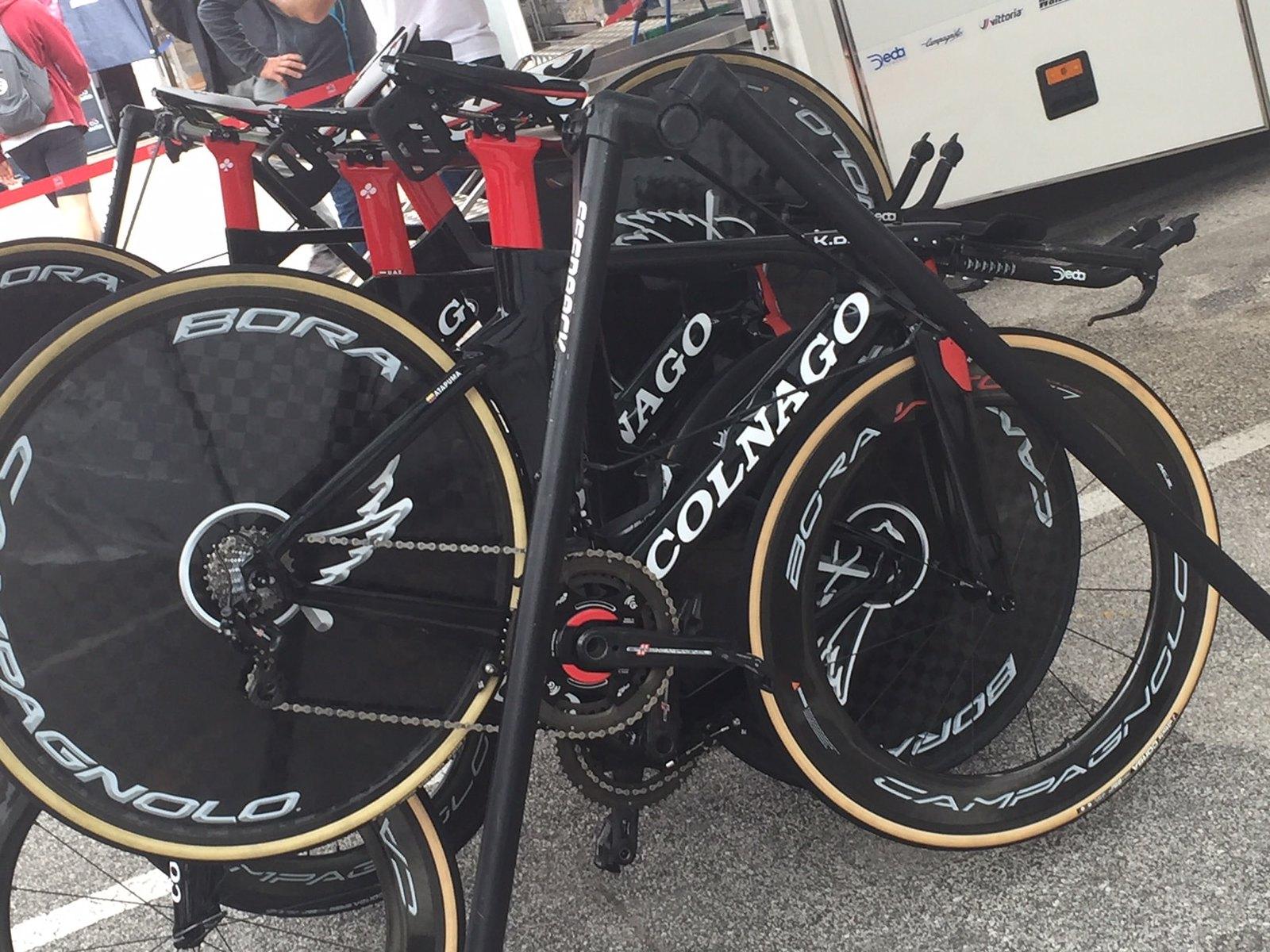 Giro d'Italia 2018: TRENTO