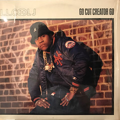 L.L. COOL J:GO CUT CREATOR GO(JACKET A)
