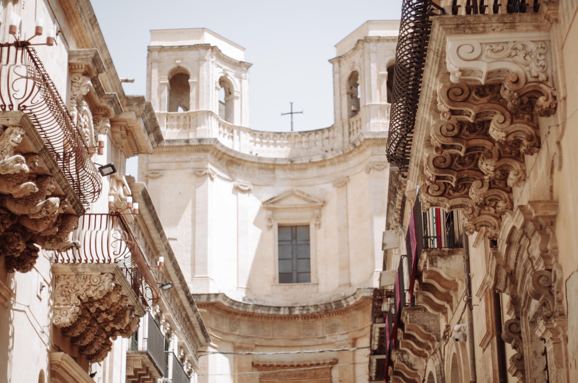 SICILY - Noto