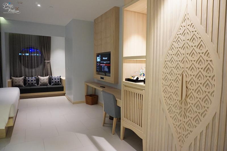 beyong patong hotel room design