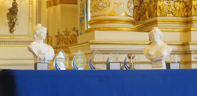 Remise des prix du concours « Les Mariannes de l'AMOPA »