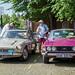 1969 MGC GT - WUY 646G + 1974 Triumph Stag - ROK 597M - Classic Stony 2018