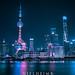 ShangHai in Cyberpunk by Niflheimr Asuka