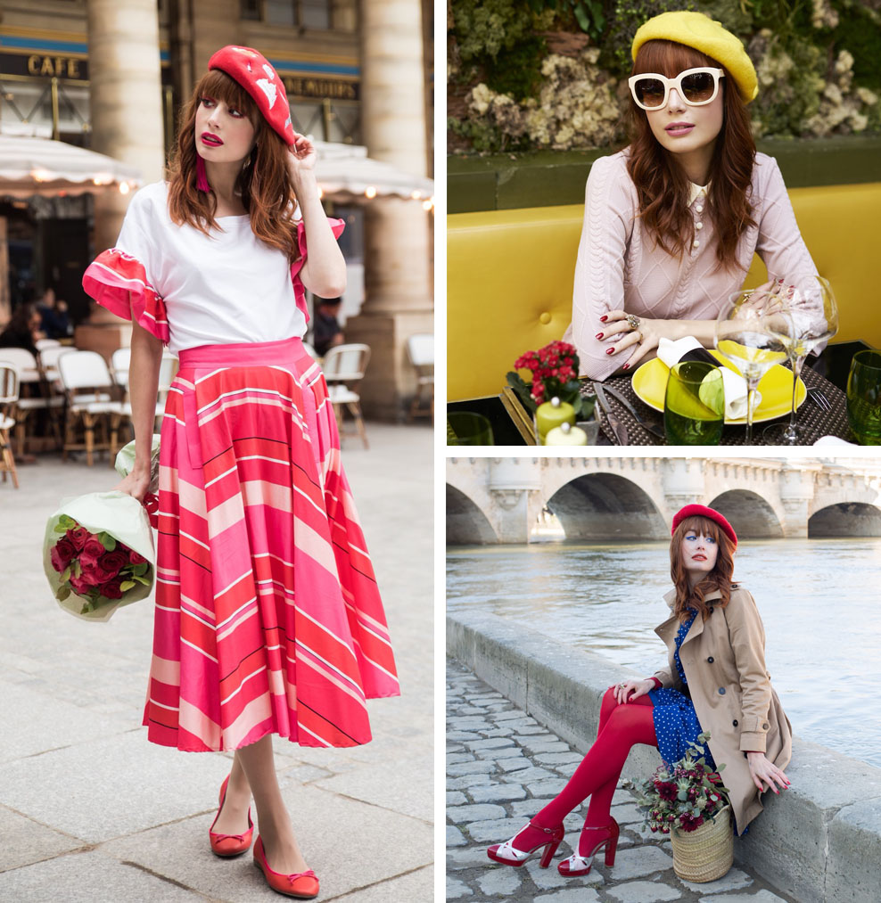 11 European Fashion Bloggers You Should Know (France - Louise of Pandora)