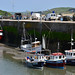 The outer harbour, Padstow, Cornwall