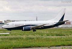 9H-AHA Boeing 737 Air X Charter