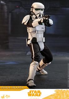Hot Toys – MMS494 –《星際大戰外傳:韓索羅》帝國巡邏兵 Patrol Trooper 1/6 比例人偶作品