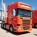 Openfield Scania R450 FX66KCN Peterborough Truckfest 2018
