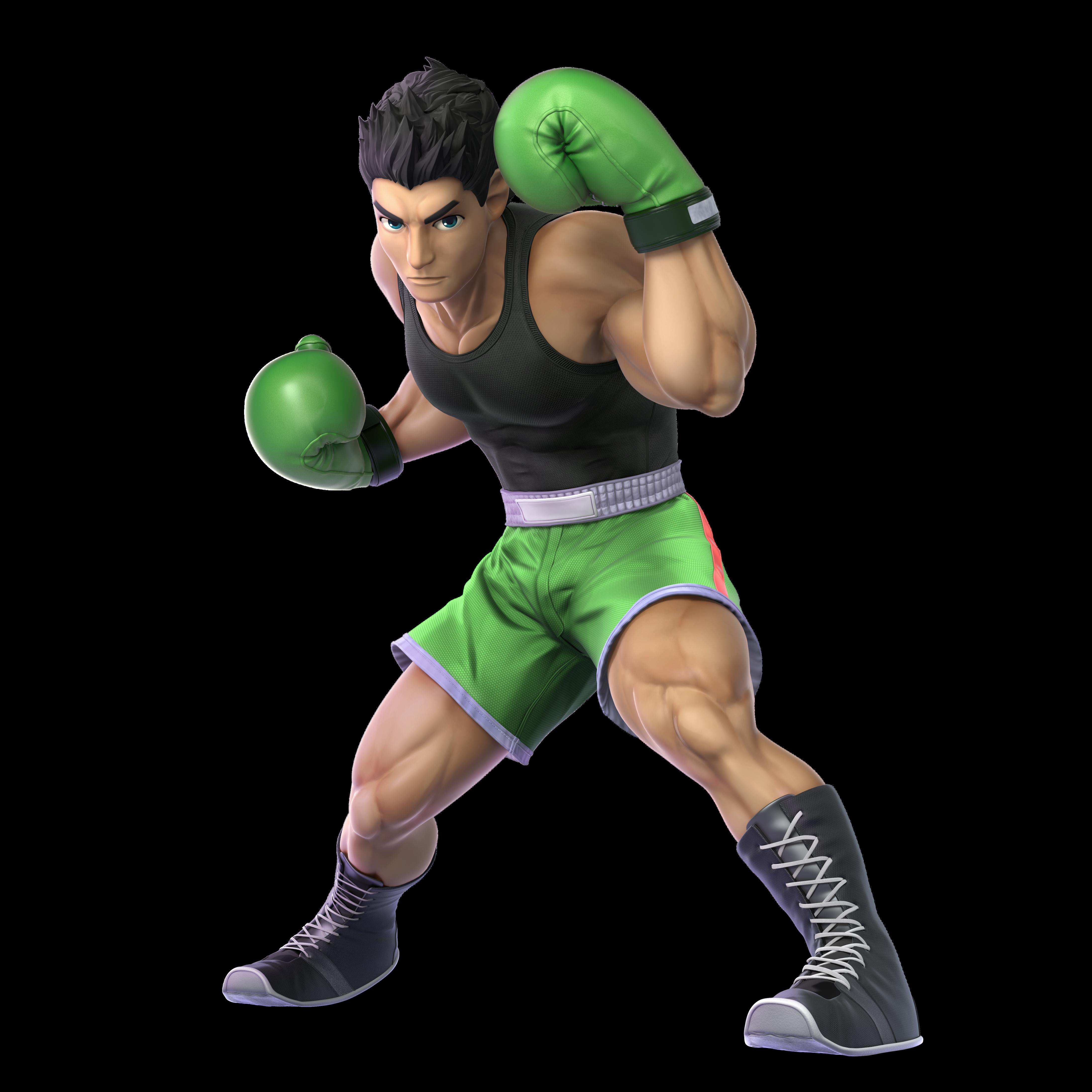 Super High-Resolution Artwork For Super Smash Bros