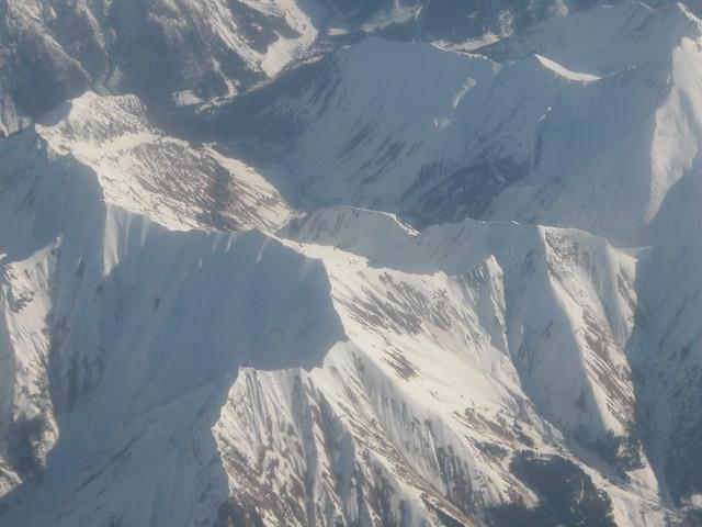 Alps from plane02, Nikon E5700