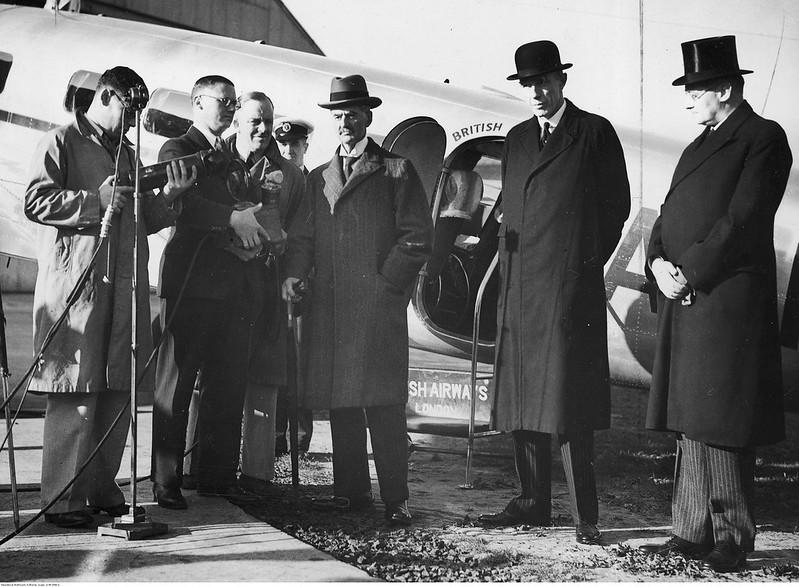 1938. Мюнхенская конференция в нескольких картинках