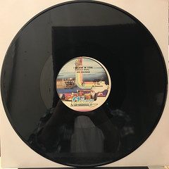 JOE COLEMAN:GET IT OFF THE GROUND(RECORD SIDE-B)
