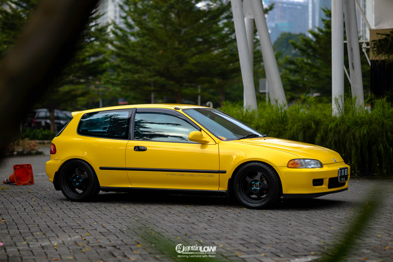 Franklin Honda Civic Estilo