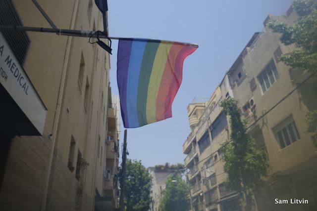 Pride Tel Aviv 2018