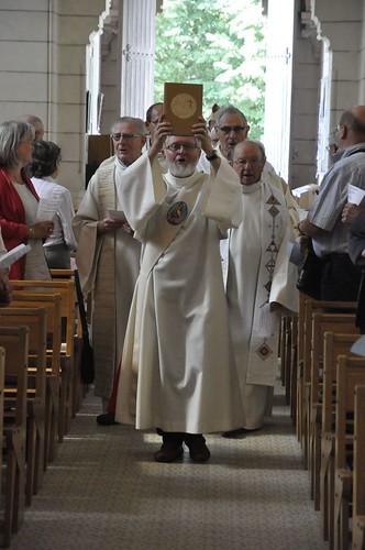 Jubilé des prêtres à Pitié