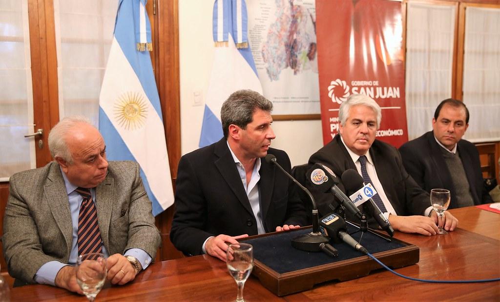 San Juan: Acuerdo para la creación de un Fondo impulsor para emprendedores