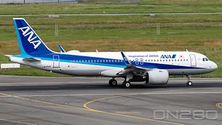 ANA-A320-271N msn 8196
