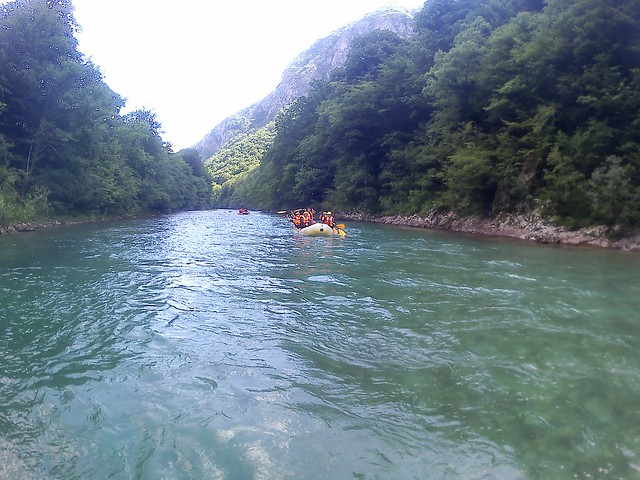 Lets go to the Neretva raft