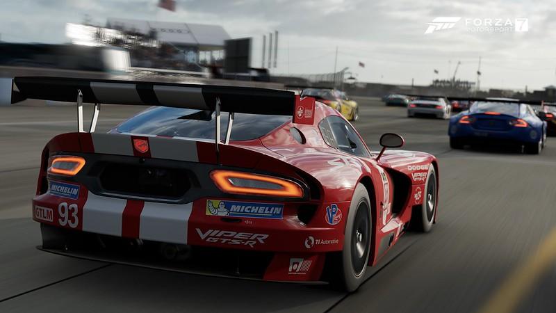 Dodge #93 SRT Motorsports Viper GTS-R 2014