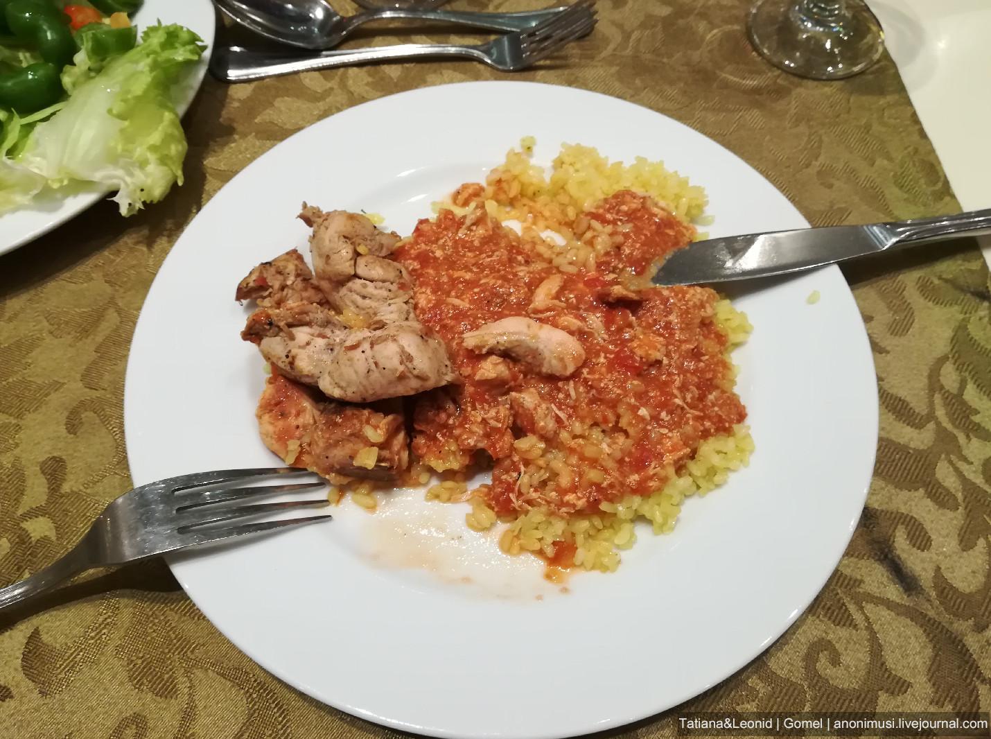 Египетская еда