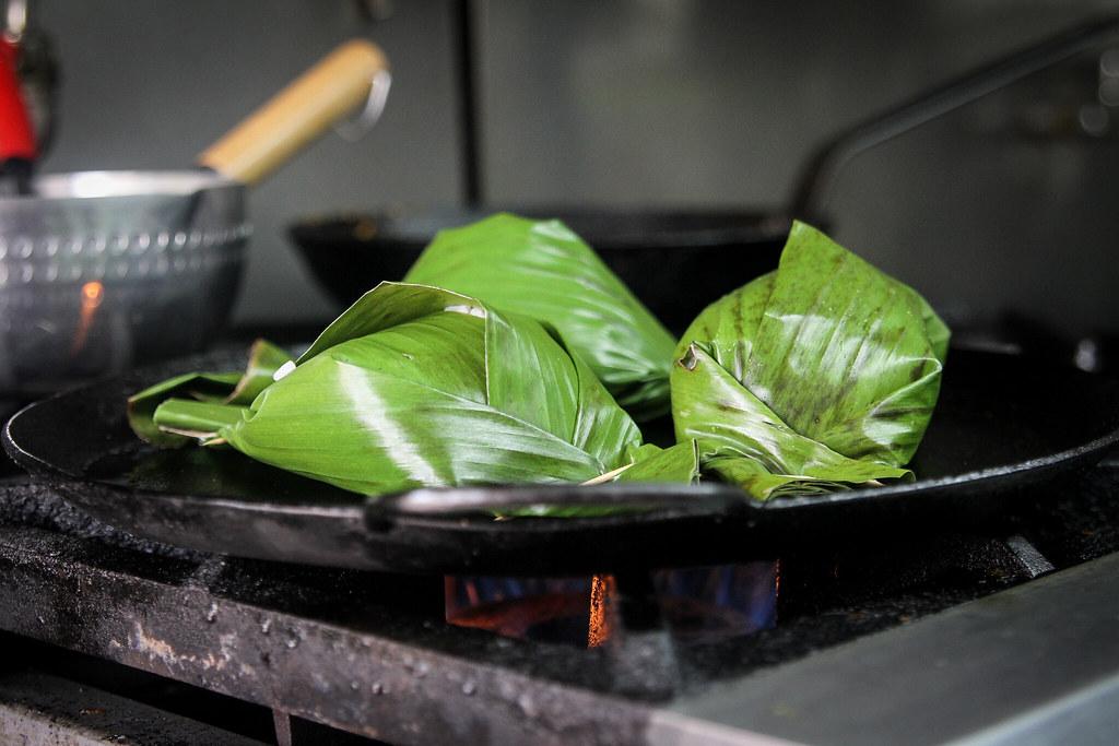 Walaku Grilling Nasi Lamak