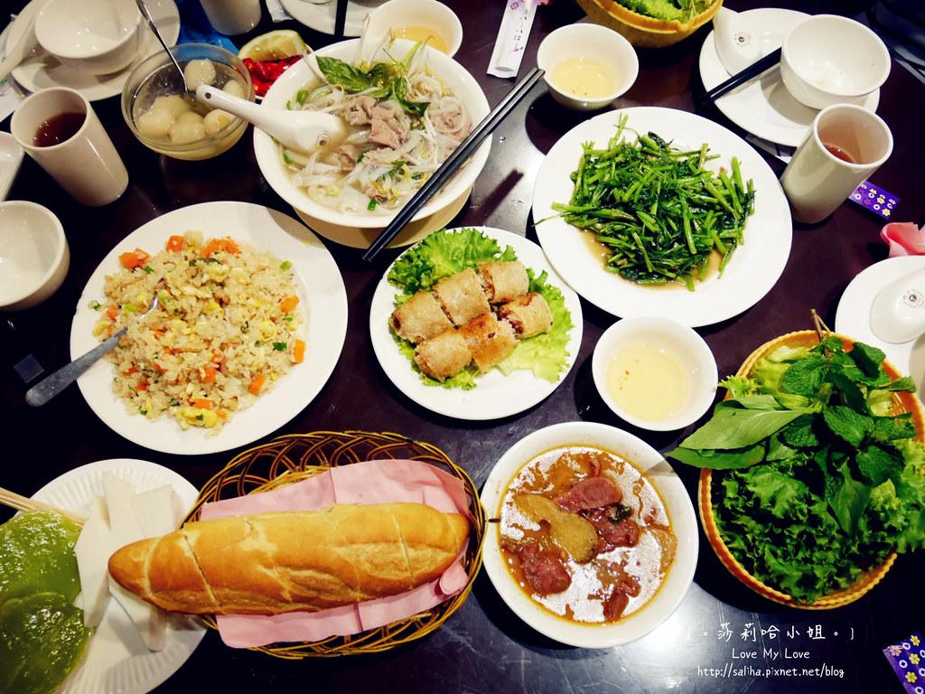 台北公館站美食推薦翠薪越南餐廳 (22)