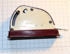 Garrard Stylus Pressure Gauge SPG2 with base 2