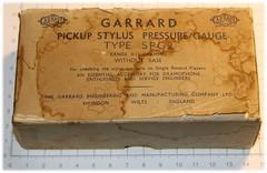 Garrard SPG2 no Base