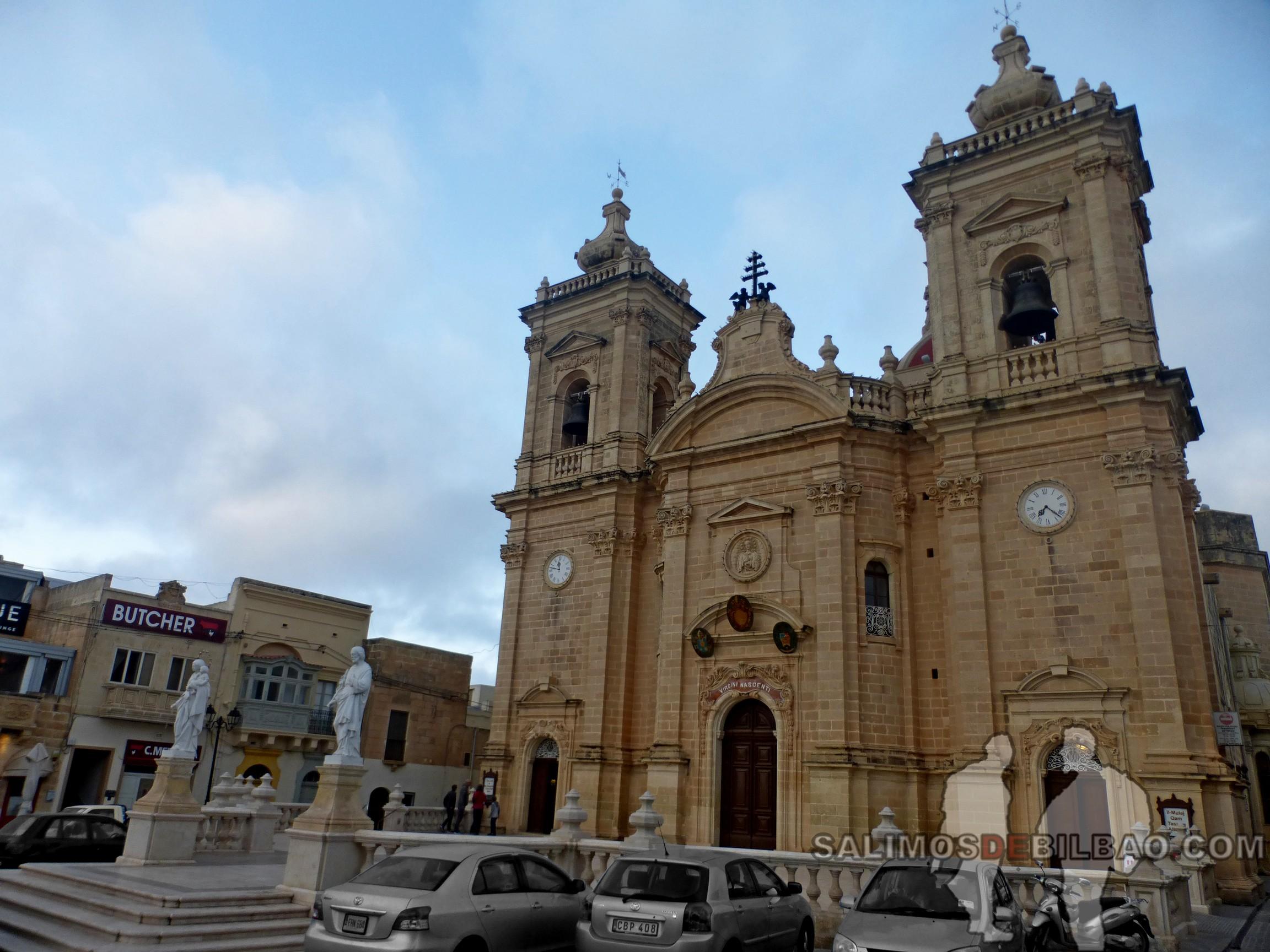 0462. Iglesia, Xaghra, Gozo